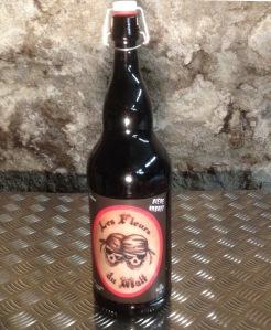 Les Jéroboams 2016 sont arrivés. Bière ambrée!